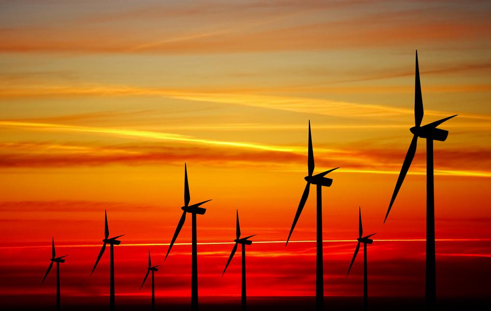 Estados Unidos: força do vento já é a mais importante fonte de energia renovável