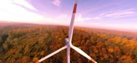 Brasil passa a ocupar 8ª posição no ranking mundial de produção de energia eólica