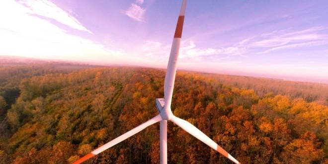 Brasil alcança 5º lugar no ranking mundial de capacidade de geração eólica