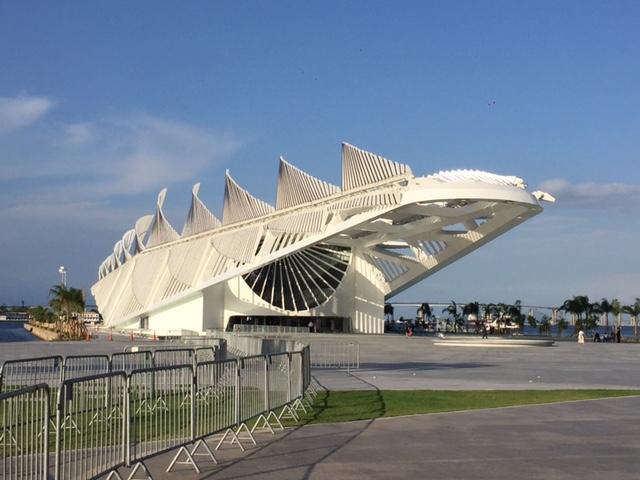 Museu do Amanhã leva título de Edifício Verde Mais Inovador do Mundo