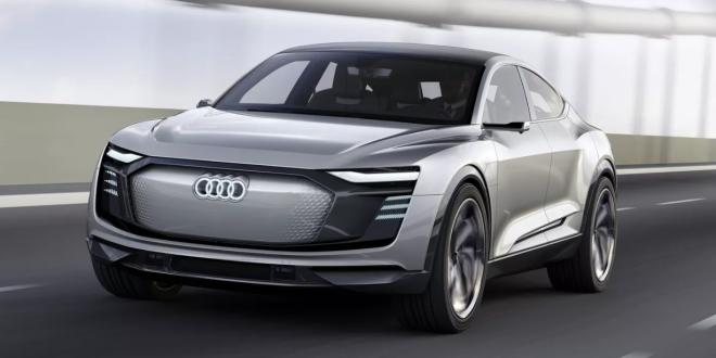 Audi apresenta seu novo carro 100% elétrico