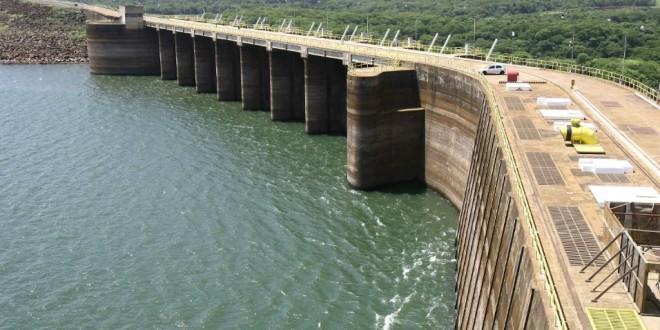 Reservatórios do Sudeste/Centro-Oeste caem 0,1% e operam com 41,4%