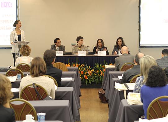 Medidas contra a destruição da camada de ozônio é tema de reunião em SP