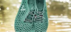Sapato feito de algas pode revolucionar indústria de calçados