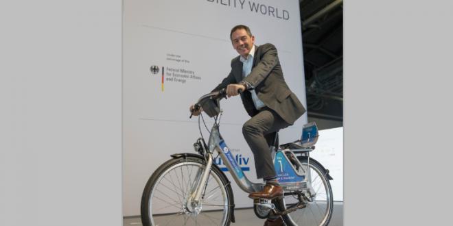 Ford lança serviço de compartilhamento de bicicletas na Alemanha