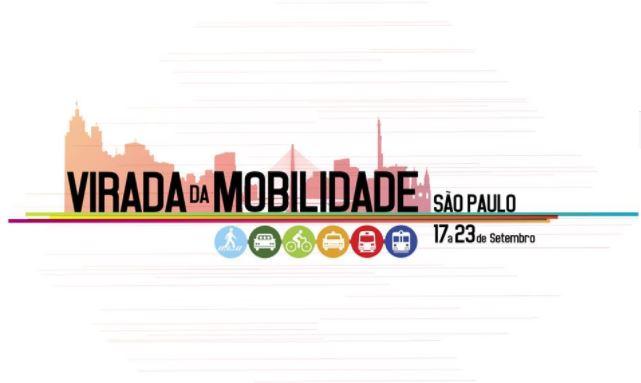São Paulo viverá sua 5ª Virada da Mobilidade