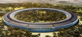 """Apple abre sua """"nave especial sustentável"""" para o público"""