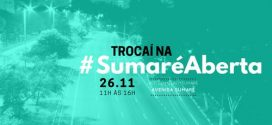 Programa Ruas Abertas recebe feira de trocas na Avenida Sumaré