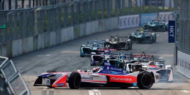 Temporada da Fórmula E começa com disputadas intensas em Hong Kong