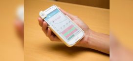 Criada capa de celular que faz testes de glicose