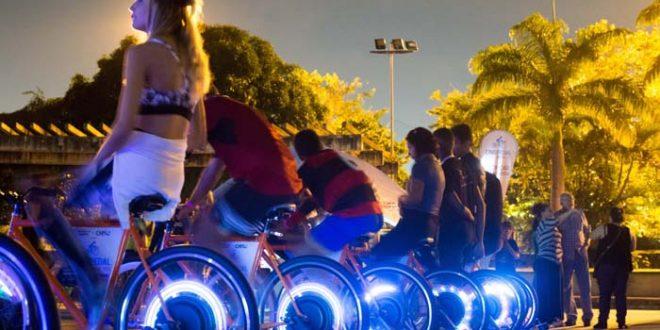 Bicicletas que geram energia elétrica podem virar realidade em São Paulo