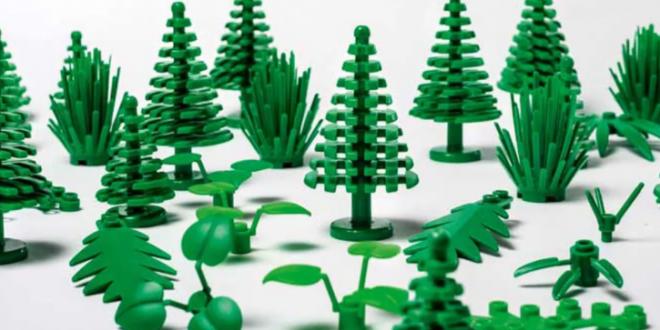 Lego anuncia peças feitas a partir de cana-de-açúcar