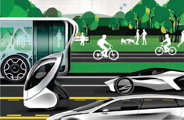 Projeto inclui conceito de transporte alternativo semiurbano na lei de mobilidade