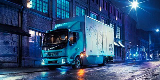 Volvo anuncia seu 1º caminhão totalmente elétrico