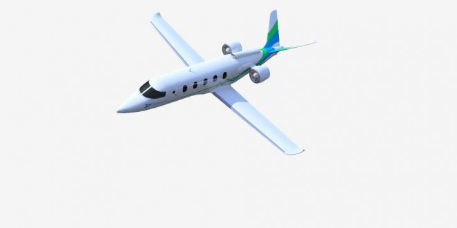 Startup americana desenvolve aeronaves elétricas para voos domésticos
