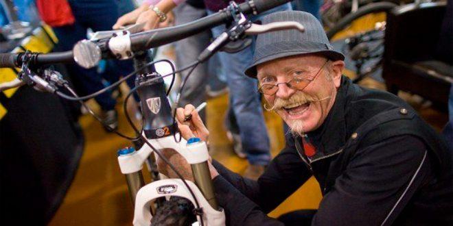 Criador do Mountain Bike estará no Brasil em agosto