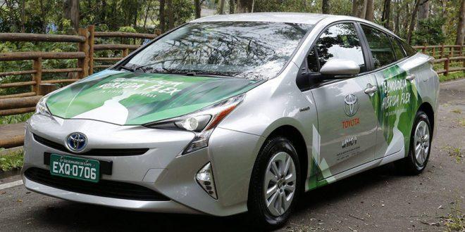 Congresso UDOP apresenta 1º carro híbrido flexível do mundo