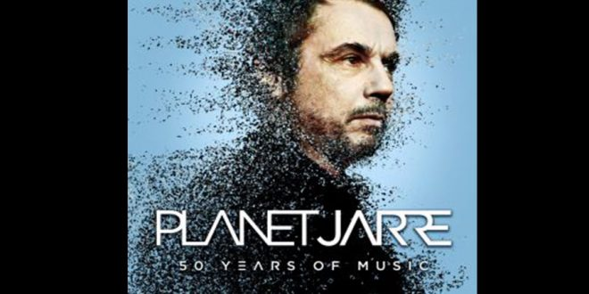 Jean-Michel Jarre anuncia novo álbum para celebrar 50 anos de música