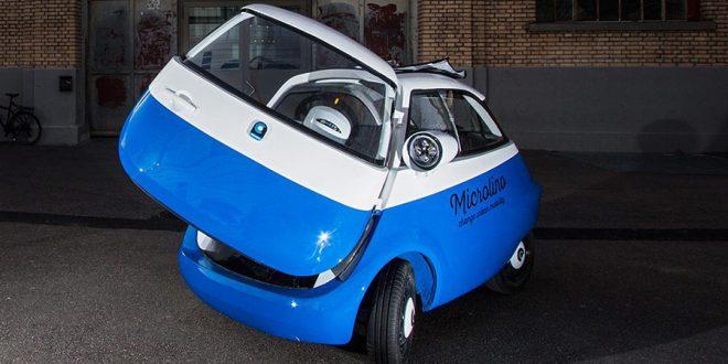 Microlino, versão elétrica do Romi-Isetta, deve chegar ao Brasil em breve