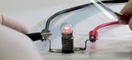 Brasileiros desenvolvem tinta condutora de eletricidade