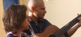 """Projeto """"Música no Jardim"""" recebe adoradores de música instrumental"""