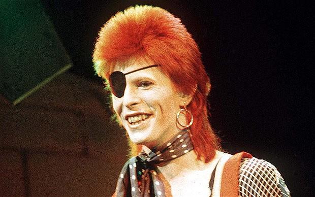 Seis álbuns de David Bowie ganham relançamento em vinil