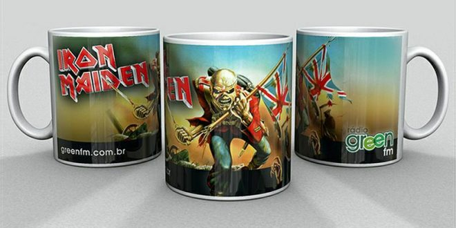 Promo Kit do Iron Maiden