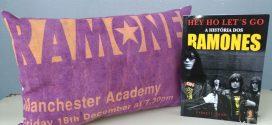 Promo Kit dos Ramones