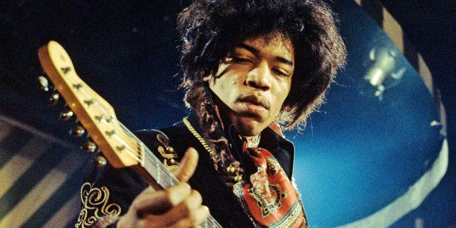 Ouça 1º single de novo álbum com material raro de Jimi Hendrix