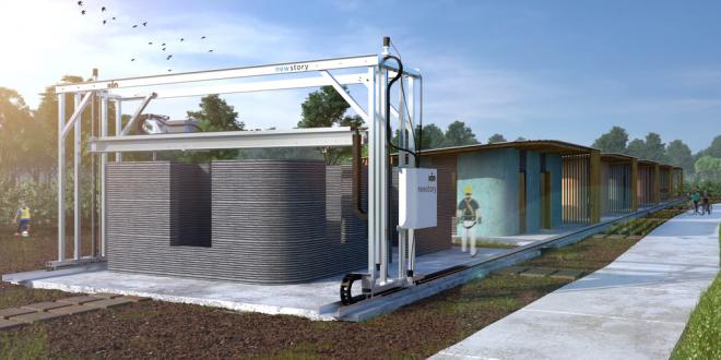 Impressão 3D de casas pode solucionar problema de moradia em comunidades carentes