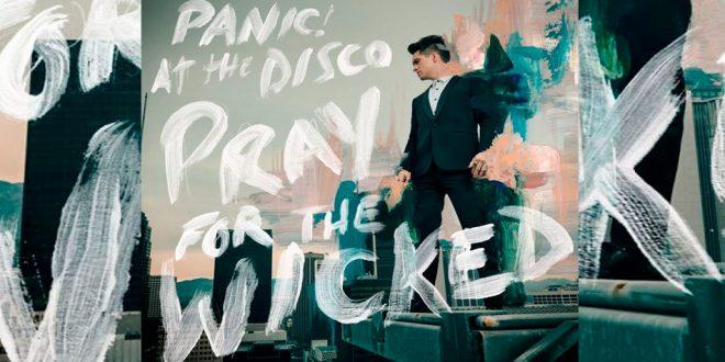 Panic At The Disco anuncia novo álbum e libera duas faixas inéditas
