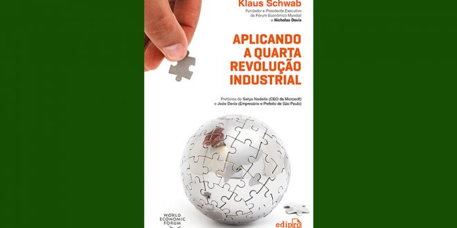 Presidente do Fórum Econômico Mundial lança livro sobre tecnologia corporativa