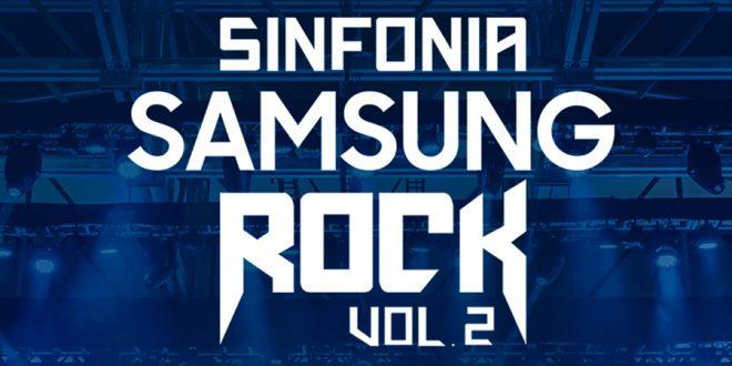 Sinfonia Samsung Rock chega à segunda edição com Samuel Rosa