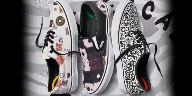 Hip-hop do A Tribe Called Quest inspira coleção da Vans