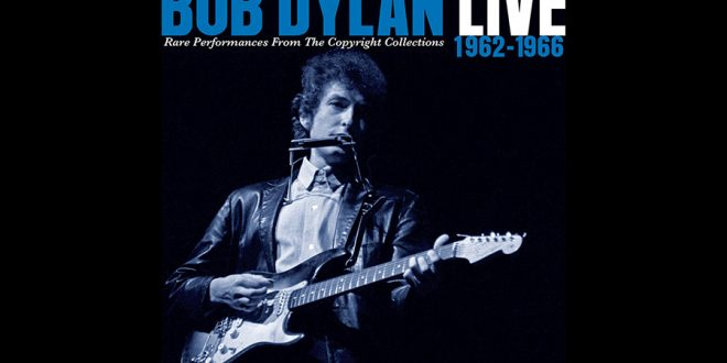 Bob Dylan lança álbum de performances raras