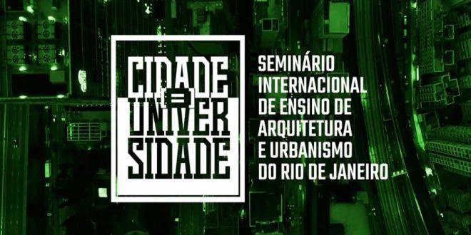 RJ: evento internacional de arquitetura e urbanismo debaterá futuro das cidades