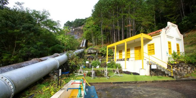 Museu da Energia de Salesópolis promove atração para público sobre o Rio Tietê