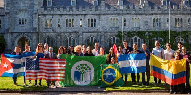 Universidade da Irlanda se torna 1ª fora da América do Norte a receber mais alto padrão pela excelência em sustentabilidade