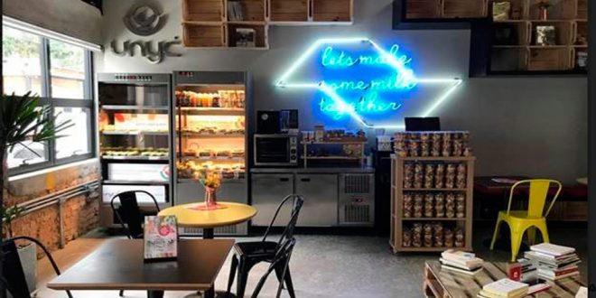 CO.W. Berrini é o novo endereço do UNYC, espaço de gastronomia sintonizado com a sustentabilidade