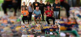 Festival MADA entrega alimentos arrecadados durante edição de 20 anos