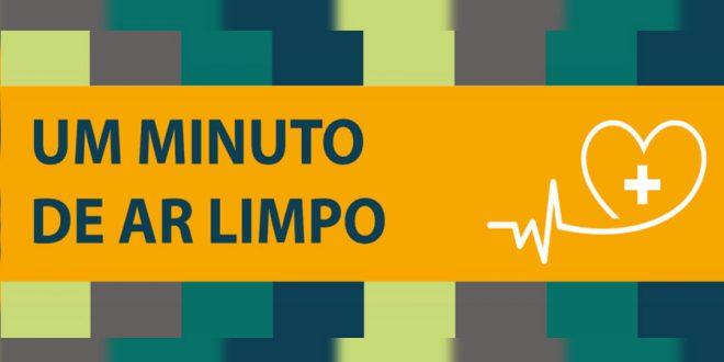 """Manifesto """"Um minuto de ar limpo"""" alerta sobre emissão de poluentes no Brasil"""