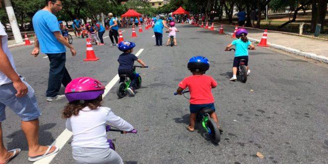 Festival Viver de Bike tem atividades grátis para toda família