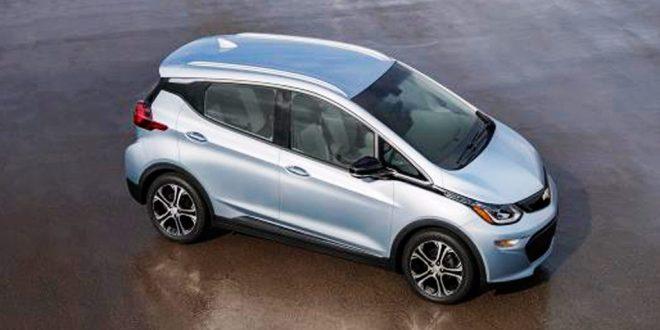 Chevrolet promove test-drive do elétrico Bolt EV no Salão de SP