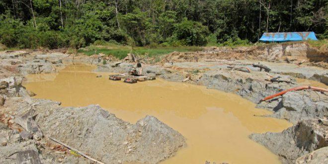 WWF alerta para processos de exploração mineral em áreas protegidas