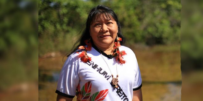 Quem é a primeira mulher indígena eleita deputada federal
