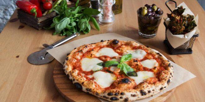Pizza vegana é eleita a melhor do Reino Unido