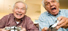 Pesquisas apontam que jogar videogame estimula a saúde mental e física na terceira idade