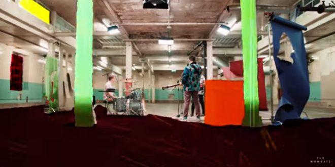 """The Wombats: single """"Bee-Sting"""" em ascensão nas plataformas digitais"""