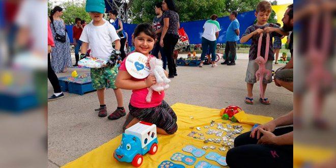 Consumo sustentável: Semasa promove feira de troca de brinquedos