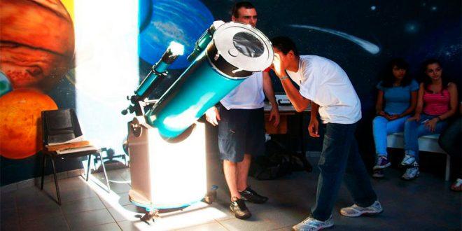 Observatório de Astronomia de Bauru realiza último evento do ano